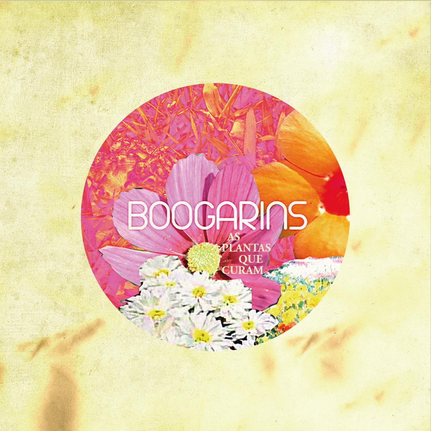 Capa - Boogarins - Plantas que Curam